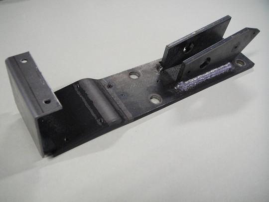 厚物板金・溶接加工