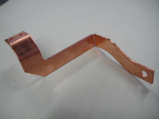 銅タレパン・曲げ加工